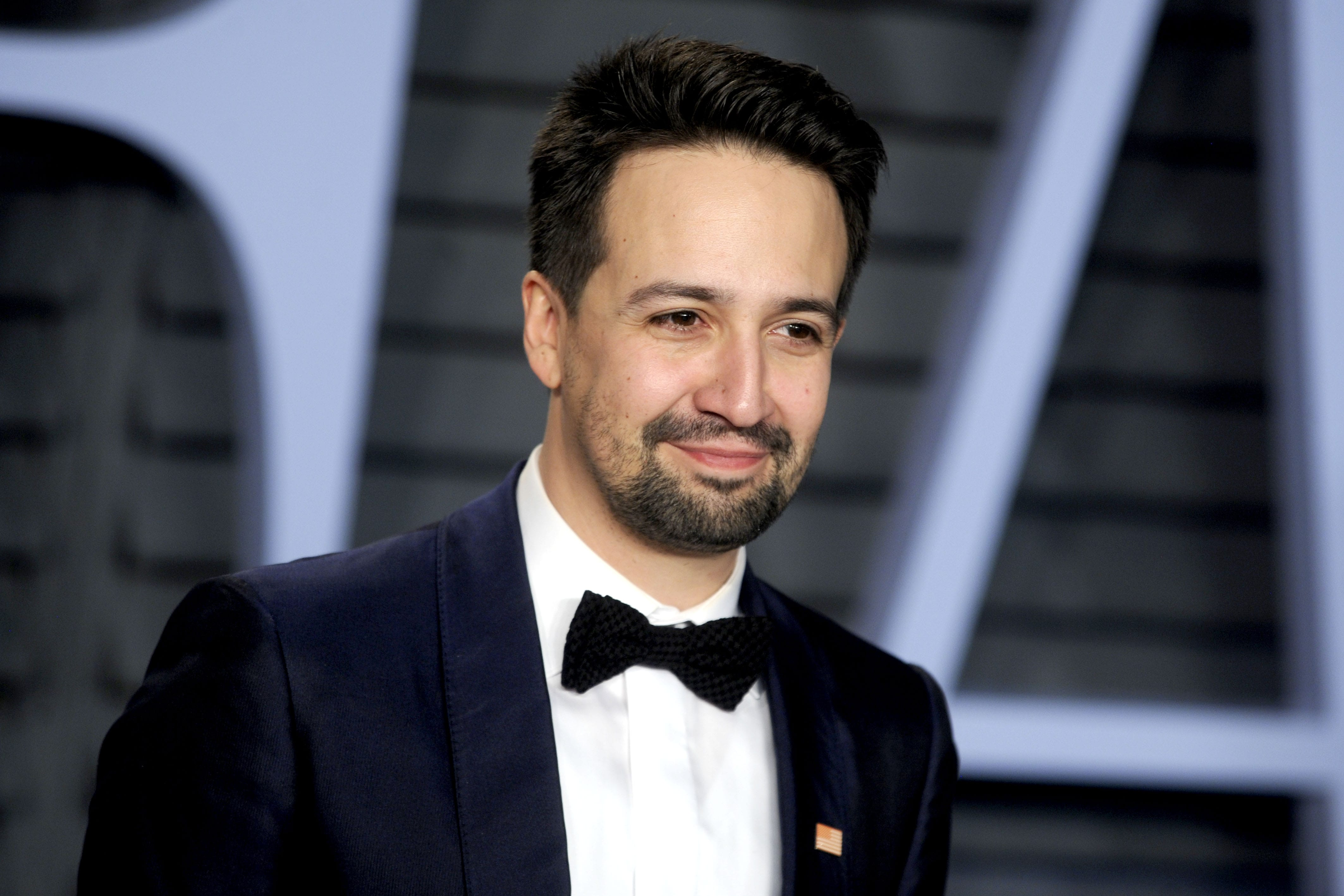 "Lin-Manuel Miranda will make his directorial debut on the film adaptation of the musical ""Tick, Tick… Boom!"" (Photo: WENN)"