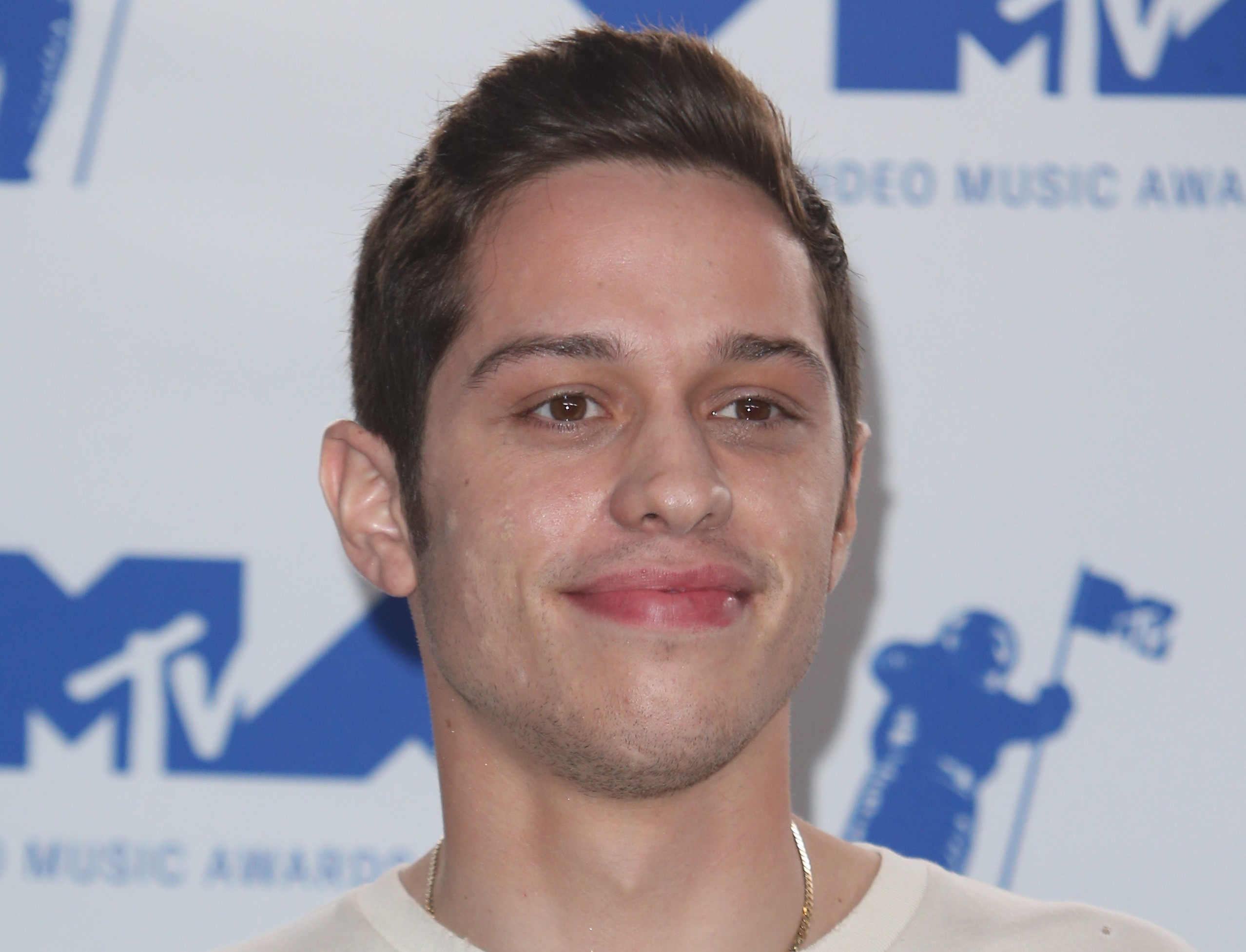 Well, it looks like Pete Davidson is the latest celebrity to completely wipe clean his Instagram—only this time, it has nothing to do with a PR stunt. (Photo: WENN)