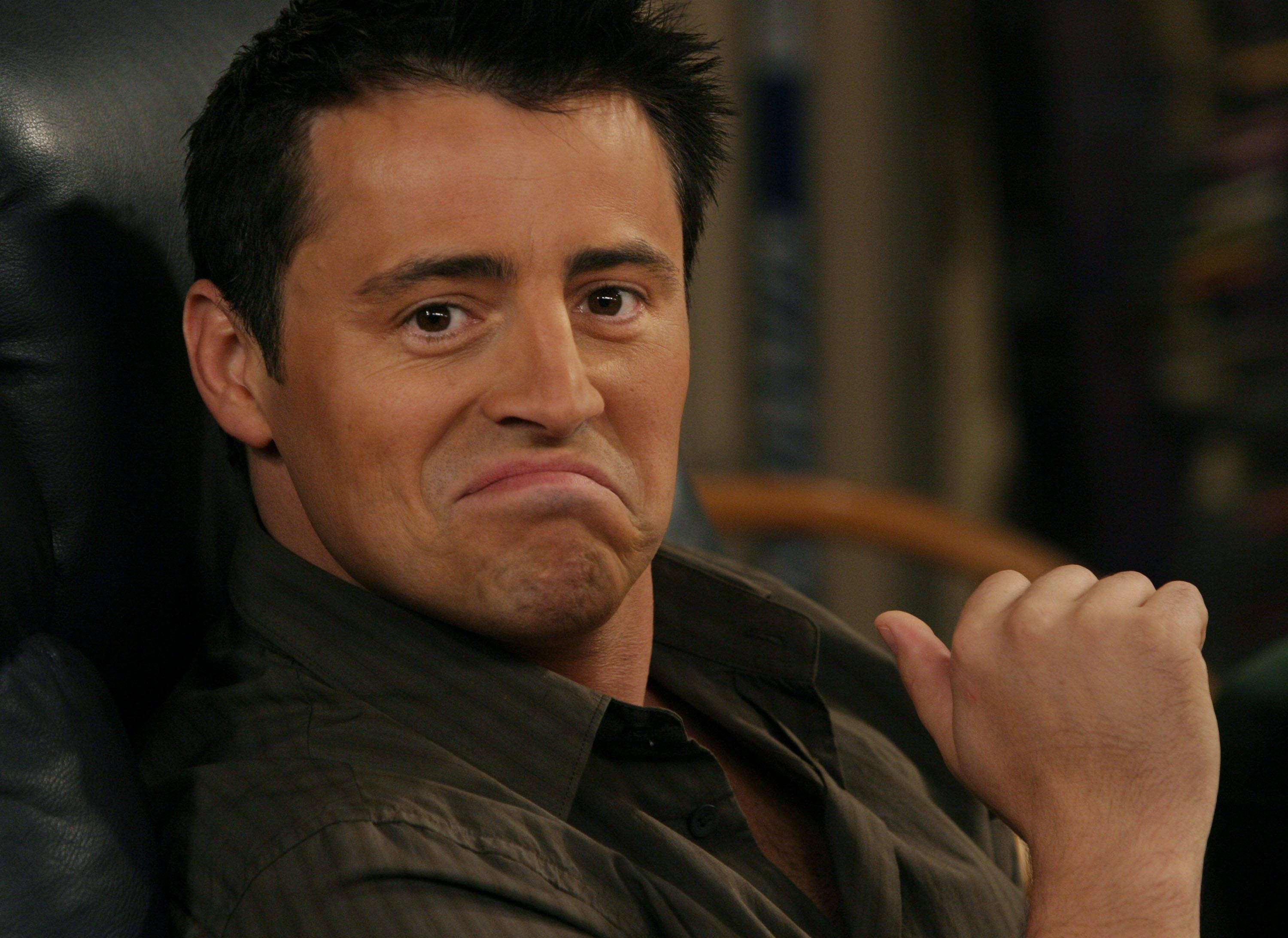 "This is for you, Joey Tribbiani. And more specifically, this is for Matt LeBlanc, the man behind ""how you doing?"" that is celebrating his 51st birthday. (Photo: Release)"