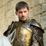 He commits incest, protects an evil queen, and pushed a kid out a window and crippled him. But he's also charismatic, hella handsome, a good brother to Tyrion, not to mention he is in love with Cersai, like, for real. We hate to love Jaime Lannister! (Photo: Release)