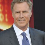 "Will Ferrell's rocking a more tamed curly hair at the red carpet of the premiere of his movie ""The House."" (Photo: WENN)"
