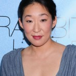 "The Grey's Anatomy star's full name is Sandra Miju Oh. Coincidentally, her middle name is very fitting, as it means ""pretty pearl"" in Korean! (Photo: WENN)"