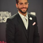 "Juan Luis Londoño Arias, also known as Maluma baby, is came to the music scene in 2011 with his single ""Farandulerta"" and has become everyone's favorite reggeaton artist ever since. (Photo: WENN)"