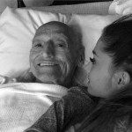 "Sunday night, Pete faced backlash after commenting ""cutie"" on Ariana's tribute to her late grandfather, which fans thought was highly disrespectful. (Photo: Instagram)"