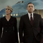 "Robing Wright and Kevin Spacey co-stared critically acclaimed Netflix political drama ""House of Cards"" for four years. (Photo: Release)"