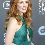 The beautiful Chastain is not only one of our favorite redheads in Hollywood, but she's also one of our favorite Jessicas on this list! (Photo: WENN)