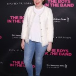 """Happy joyous & free, complimented only by people that matter for reasons that matter […] strong from lifting dogs and spirits,"" Dunham described her day-to-day now that she's 162 pounds. (Photo: WENN)"