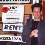 "Jon Larson's breakout was ""Rent,"" but tragically, he died the night before the show's first preview performance. (Photo: Release)"