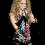 This list would be completely invalid if it didn't include Shakira, one of the most successful Latino stars to cross over to mainstream American music thanks to her deep voice and belly-dance-inspired routines. (Photo: WENN)