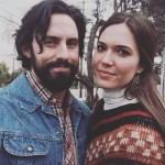 Milo Ventimiglia and Mandy Moore play husband and wife on TV, but they are besties in real life. In fact, he was the first one to text her about her Golden Globe nomination. Talk about being a supportive friend! (Photo: Instagram)
