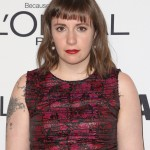 "Lena Dunham is a self-described ""body-positivity warrior"" and often combats beauty stereotypes on her social media. (Photo: WENN)"