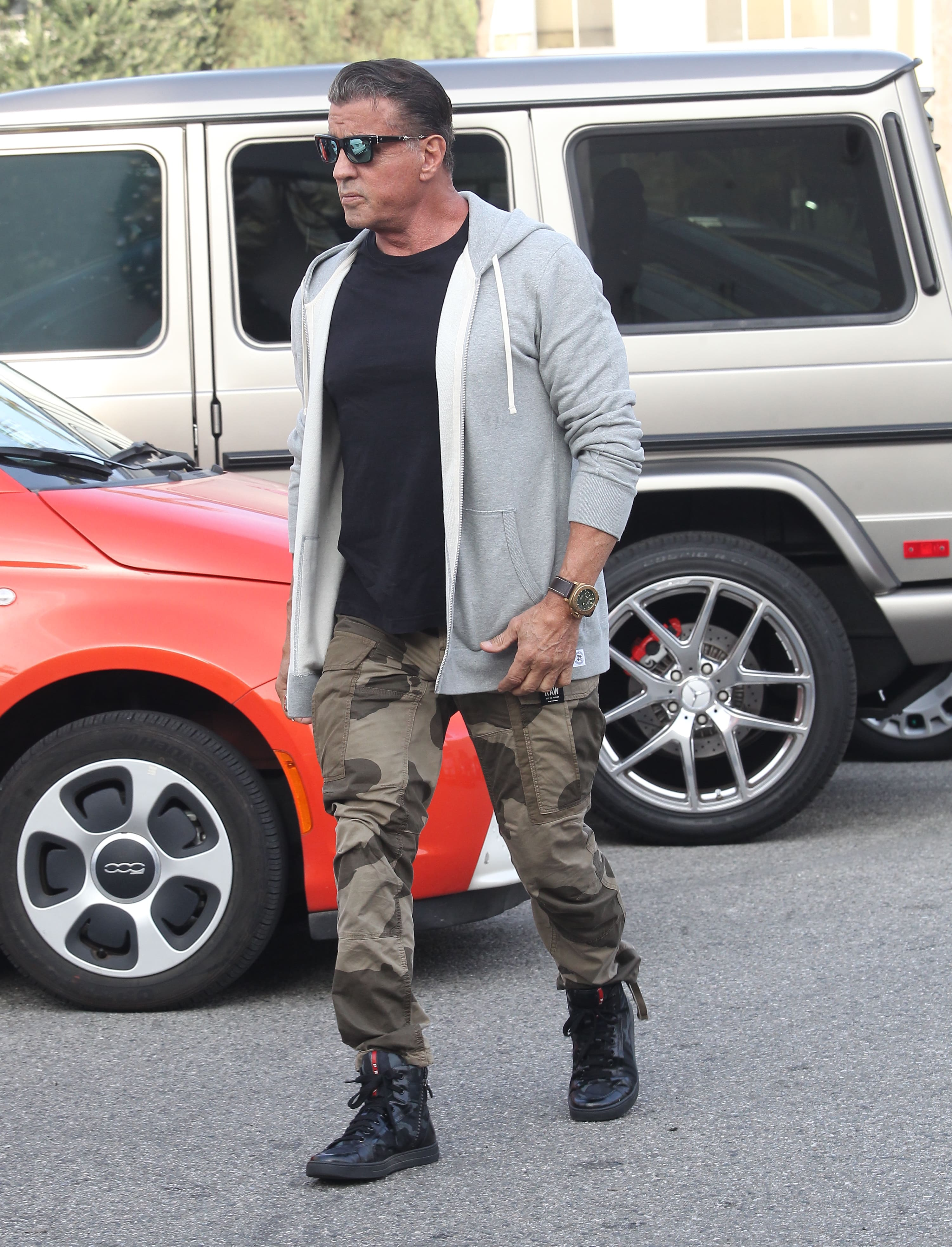 10 Reasons Sylvester Stallone Is Still The Epitome Of Cool ...