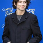 "Last year, Chalamet earned an Oscar nomination for his starring role in the film ""Call Me By Your Name"". (Photo: WENN)"