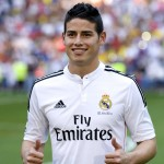 Women love him for his looks, men adore him for his soccer skills. James Rodriguez has rose to fame for his stellar performance and irresistible charisma on and off the pitch. (Photo: WENN)