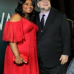"""Earlier this year, Octavia Spencer was nominated for an Oscar in the Best Supporting Actress category for her role in del Toro's """"Shape of Water."""" (Photo: WENN)"""