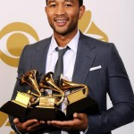 John Legend's road to the EGOT began in 2005 when he won his first three Grammy Awards. He's won 10 to date. (Photo: WENN)