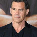 Just one look at though guy Josh Brolin and is easy to see why this actor always plays the villain. But, after listening fan-girl over Ryan Gosling and gush about his wife, we have to admit, we have a soft spot for this heartthrob. (Photo: WENN)