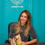 "Jessica Alba founded the Honest Company in 2012, that claims to be ""an honestly safe baby and beauty store that bring innovative formulas and thoughtful designs to all of [their] products."" (Photo: WENN)"