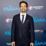 "Lin-Manuel was nominated for an Oscar for his song work in the animated movie ""Moana."" (Photo: WENN)"