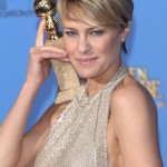 "Robin Wright won a Golden Globe in 2014 for Best Performance by and Actress in a TV Series Drama for her role in ""House of Cards."" (Photo: WENN)"