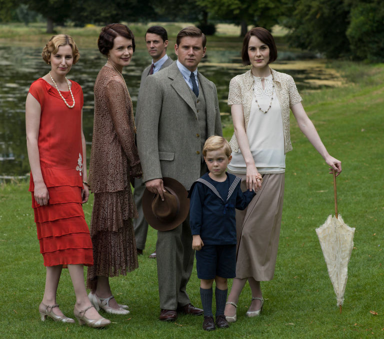 """It\'s Official—The """"Downton Abbey"""" Movie Is Coming! - Jetss"""