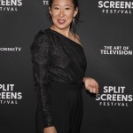 She is very similar to her character of Cristina in the way that she sets extremely high standards for herself and is very driven. Also, the idea of making Christina Yang a messy person was Sandra's idea because she told Shonda that she was messy in real life. (Photo: WENN)