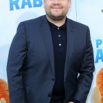"Corden has been turning to acting more and more of late, voicing the titular character of this year's hit family film ""Peter Rabbit"", and starring more recently in ""Ocean's 8"". (Photo: WENN)"