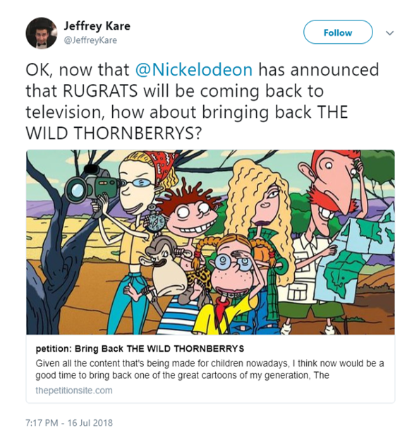 """Rugrats"""" Is Officially Coming Back And Twitter Isn't Ready"""