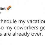 Who wouldn't love to work with me? (Photo: Twitter)