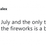 This is always gonna be me—with or without fireworks. (Photo: Twitter)