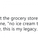 Yeah, but what a tasty legacy it is. (Photo: Twitter)