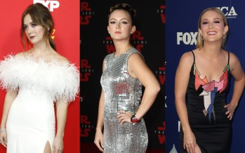 10 Pictures That Prove Billie Lourd's Red Carpet Fashion Comes From A Galaxy Far, Far Away