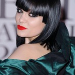 Jessie J turned heads at the 2011 BRIT Awards event when she decided to rock a bright red lipstick with fiery orange undertones that definitely stood out against her pale skin. (Photo: WENN)