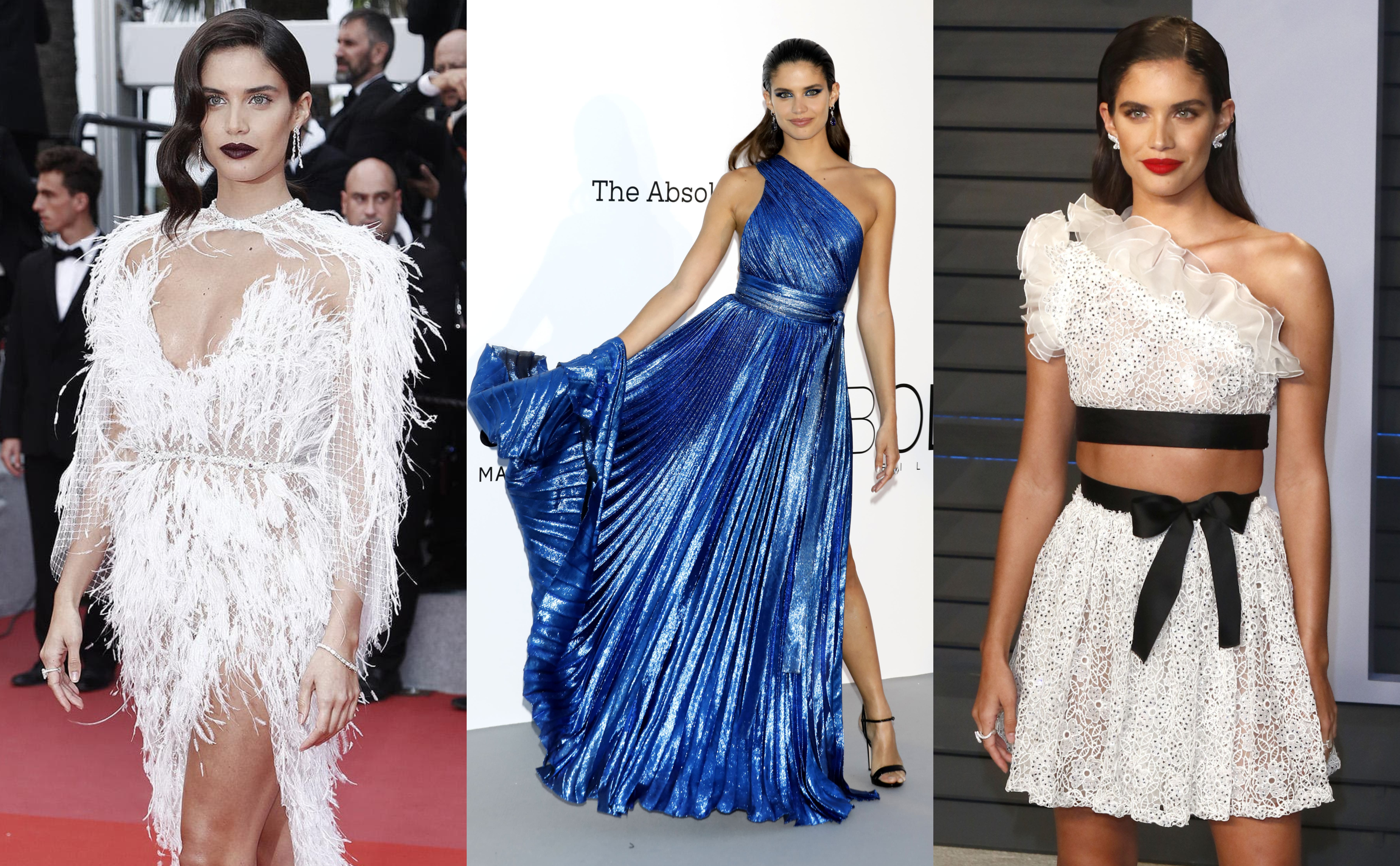 Innovative fabrics, bold detailing, daring slits… this woman truly can do no wrong on the red carpet! (Photo: WENN)