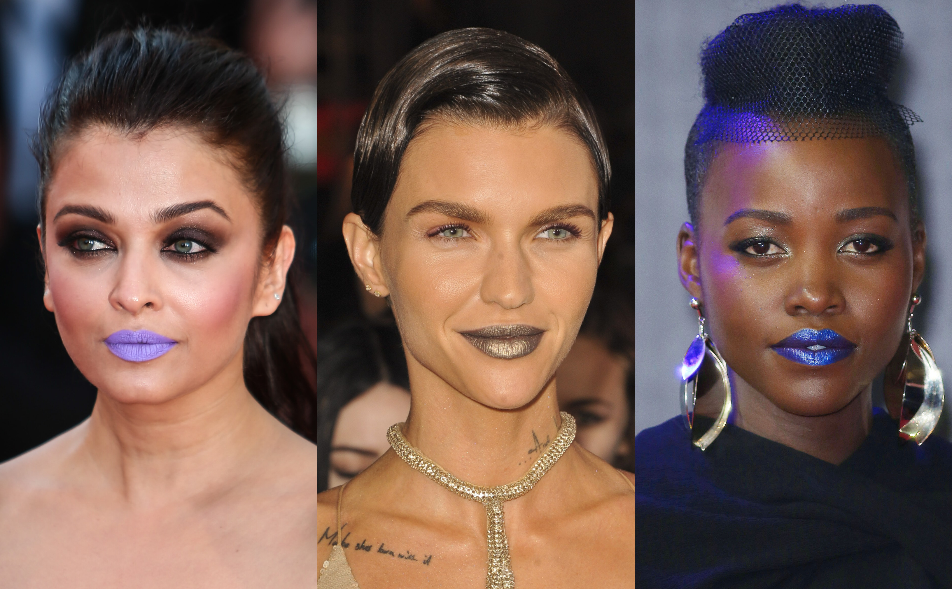 What better way to celebrate National Lipstick Day than reliving the craziest lipstick moments on the red carpet! (Photo: WENN)