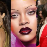 Despite of what Rihanna might tell you, razor-thin eyebrows should NEVER come back—and here are 10 pictures of celebs with disturbingly skinny arches to remind you why. (Photos: WENN)