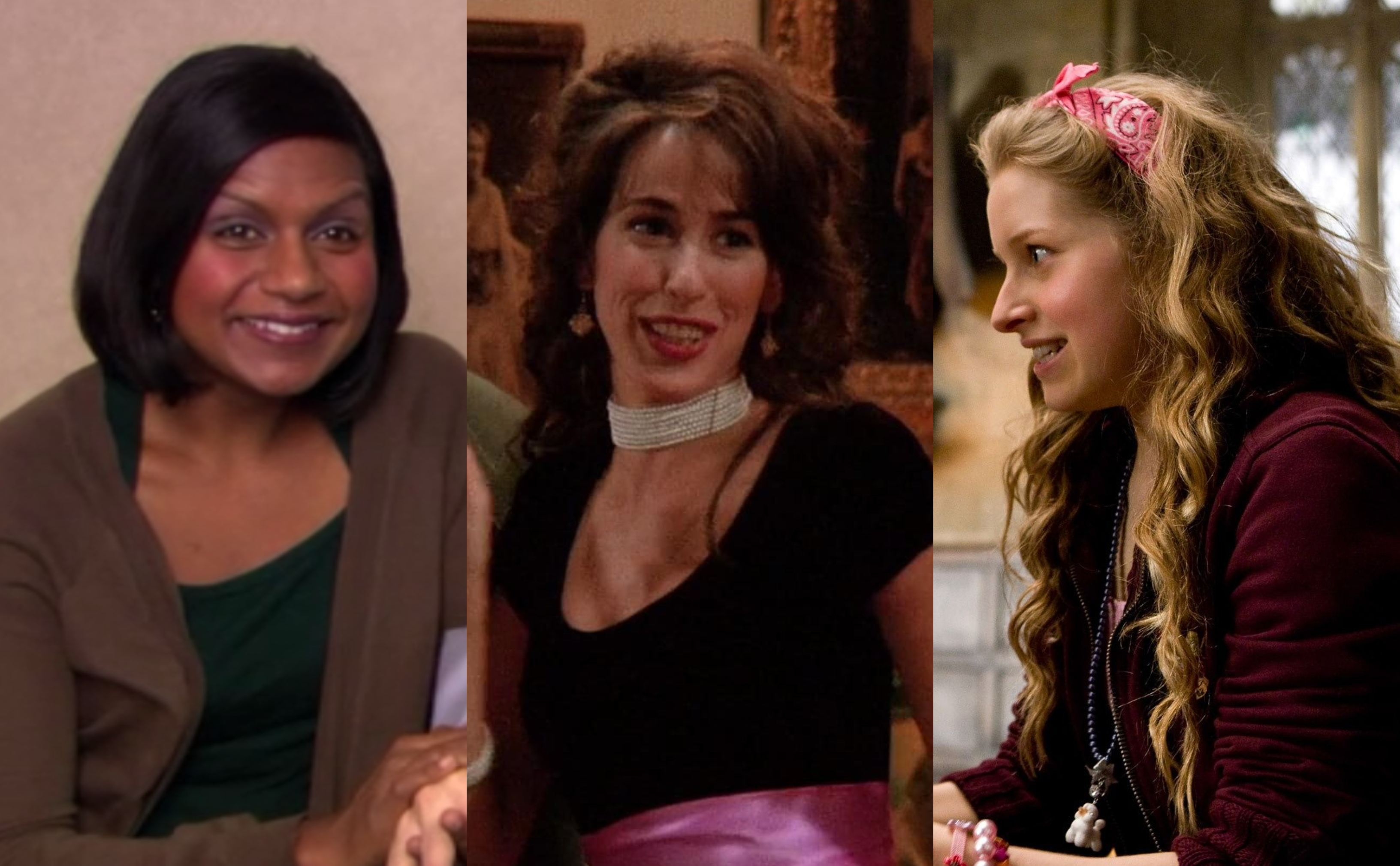 It's safe to say that sometimes they made us want to reach into the screen and tell these fictional girlfriends how annoying they were being. (Photos: Release)