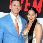 John Cena proposed to Nikki Bella at the middle of the ring during Wrestlemania 33. After such event, of course we're still hoping this two will someday get back together someday! (Photo: WENN)