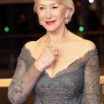 Helen Mirren, 73. Every time this acting legend hits the red carpet, she proves that age is just a number. (Photo: WENN)