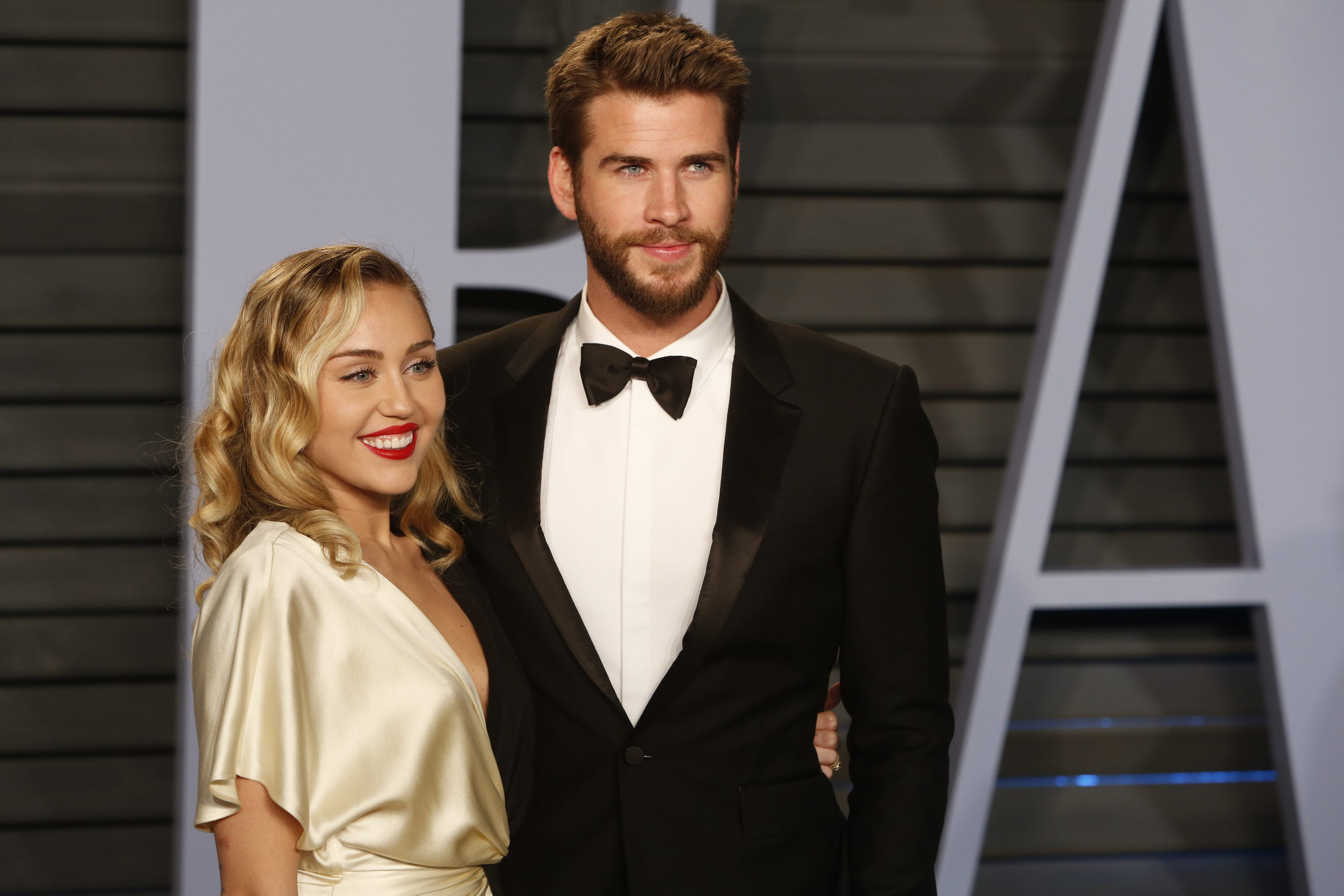 Miley and Liam may never walk down the aisle. (Photo: WENN)