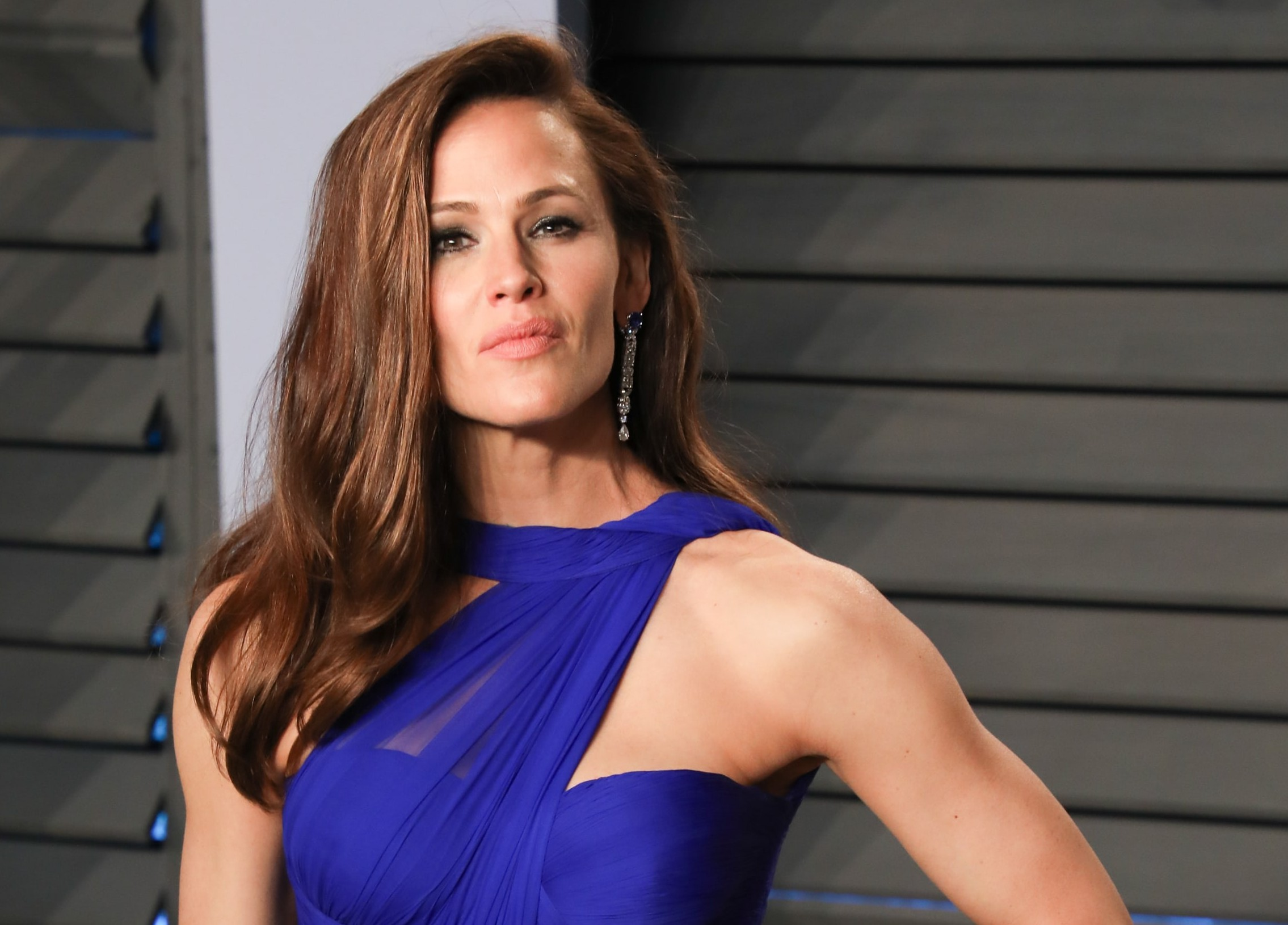 Jennifer Garner And Da...