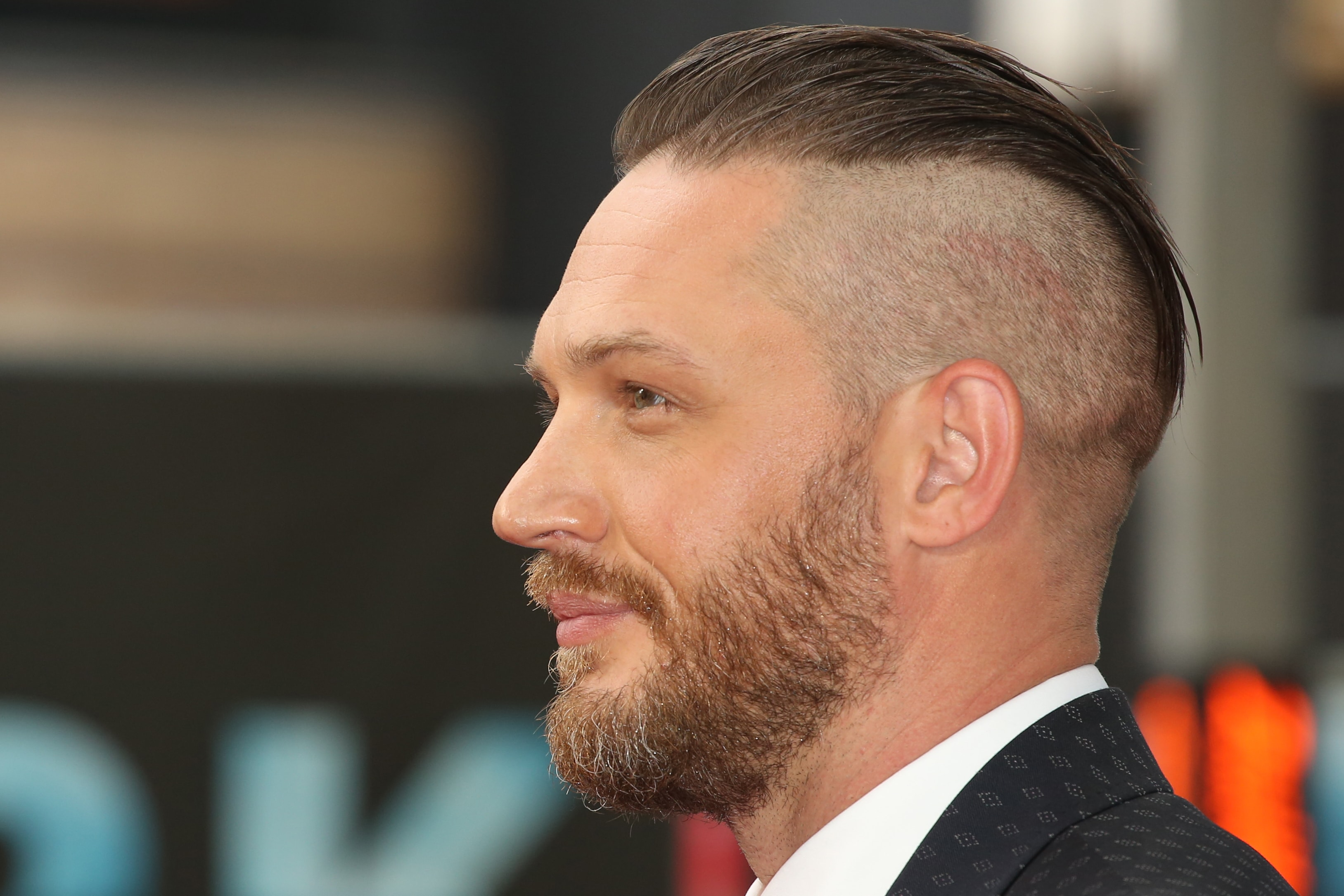 Tom Hardy opened up about his friendship with Prince Harry. (Photo: WENN)