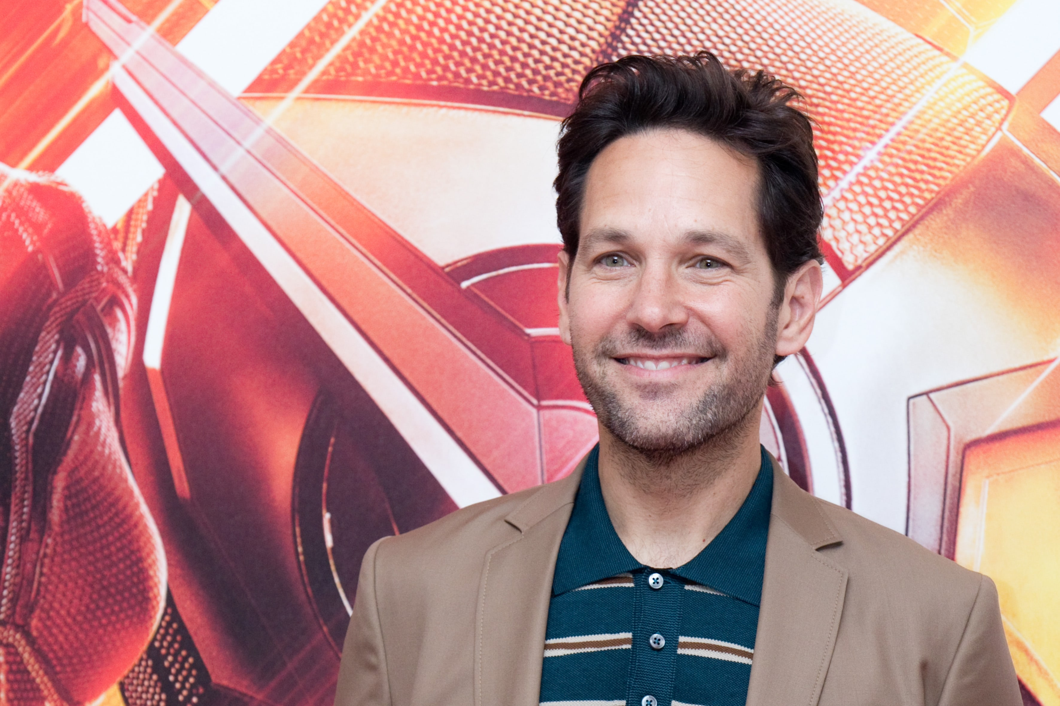 Paul Rudd is set to star in new Netflix comedy series. (Photo: WENN)