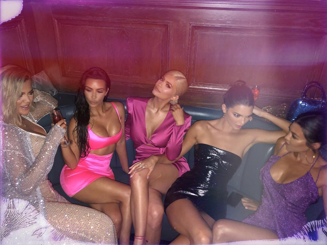 As expected, Kylie Jenner's big 2-1 birthday party was nothing but lavish. But what else could we expect from her? After all, this particular family is well known, among other things, for their over-the-top, decadent bashes. (Photo: Instagram)