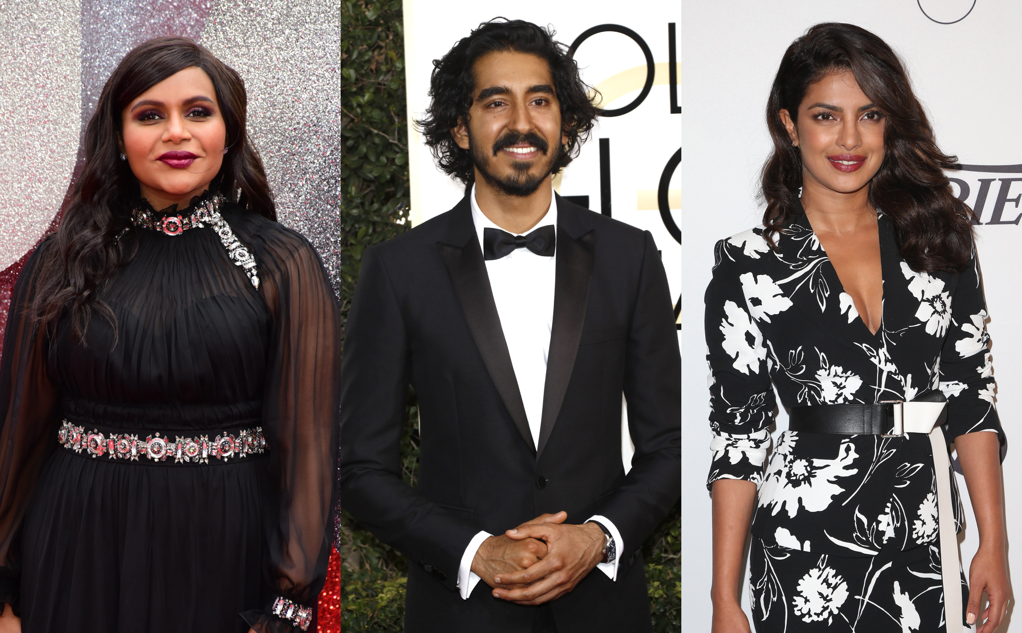 In honor of India's Independence Day, we bring you a list of the ten most famous celebrities of Indian origin who have reached international stardom. (Photo: WENN)