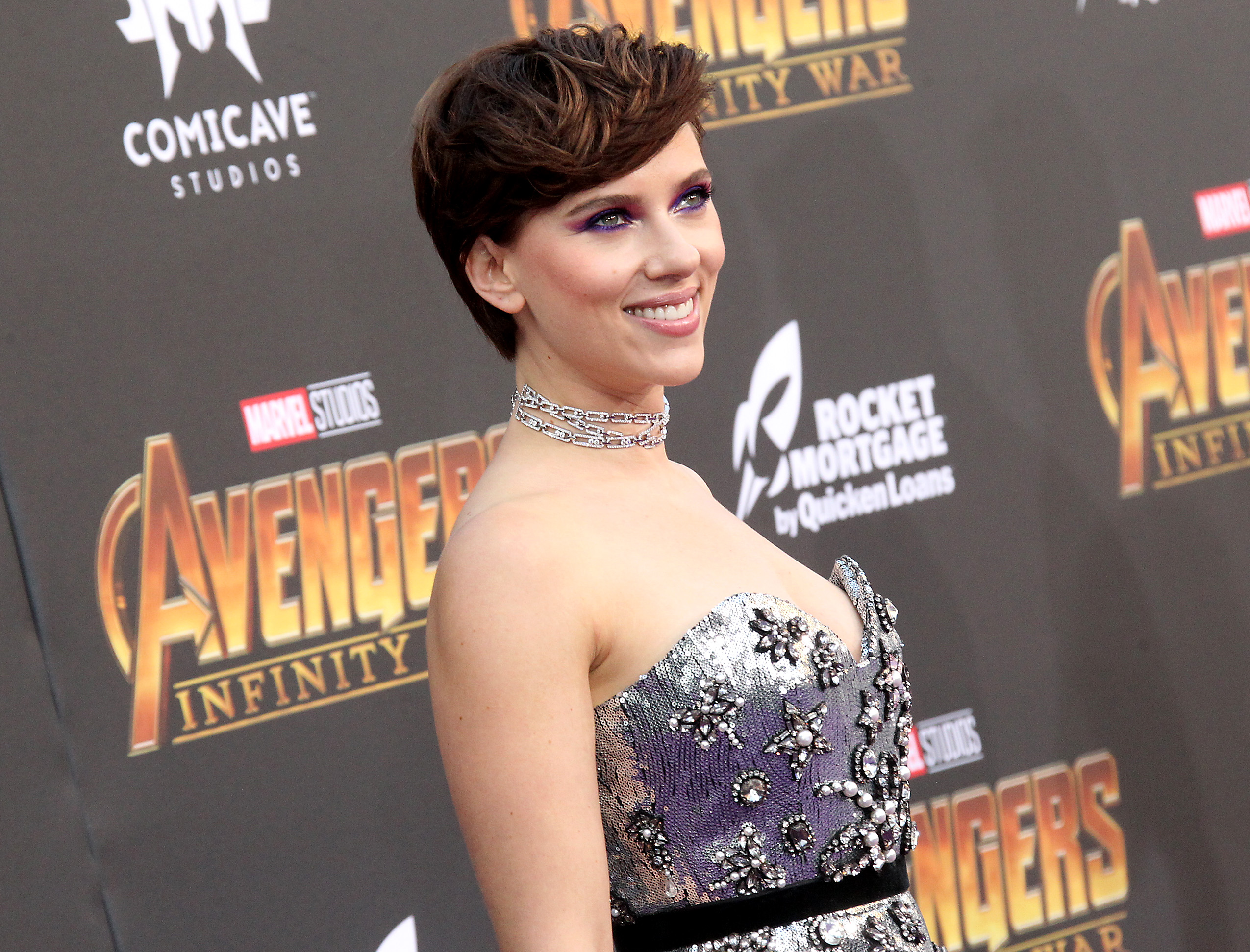 Scarlett Johansson tops Forbes' 2018 list of top female earner in Hollywood. (Photo: WENN)