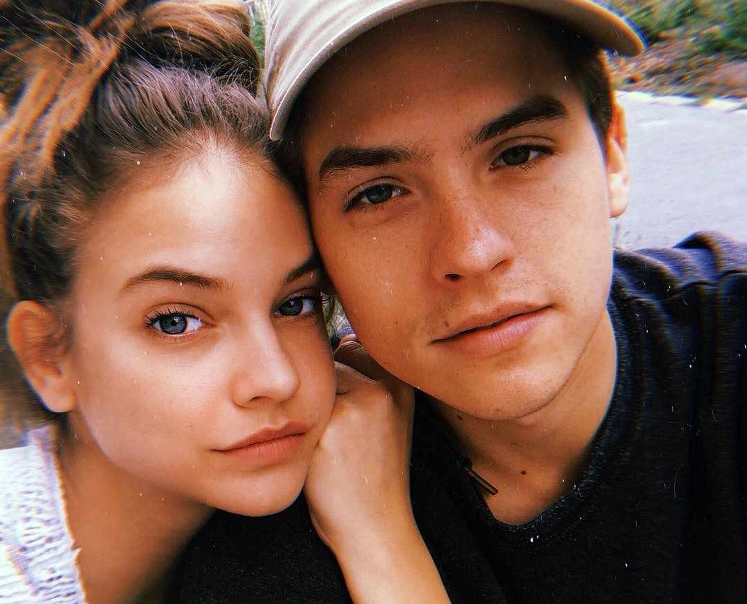 If there's any chance the Sprouse twin will live his sweet life with Barbara, we better get to know her! Sorry, Cole, but you're not longer Dylan's better half. (Photo: Instagram)