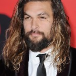 "A mand smashed a glass across Jason Momoa's face in a ""bar altercation"" in L.A., for which he had to get 40 stitches! Instead of trying to cover it, Jason embraced his new look and the scar became his signature. (Photo: WENN)"