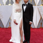 Heels are women's best friends, but not men's! Just ask John Legend who is the same height as Chrissy Teigen but looks smaller than her on the red carpet. (Photo: WENN)