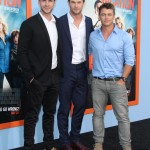 Chris Hemsworth is the second of three brothers—and everybody knows the middle child is always the best. Skilled negotiators, keepers of piece, and pretty much the glue of the family. So that automatically makes Chris way cooler than his siblings. (Photo: WENN)